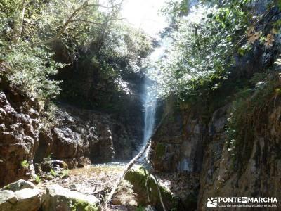 Pico Rocigalgo - Cascada del Chorro [Parque Nacional de Cabañeros] excursion cerca de madrid excur